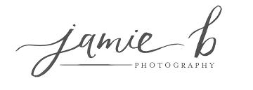 Jamie B. Photography logo